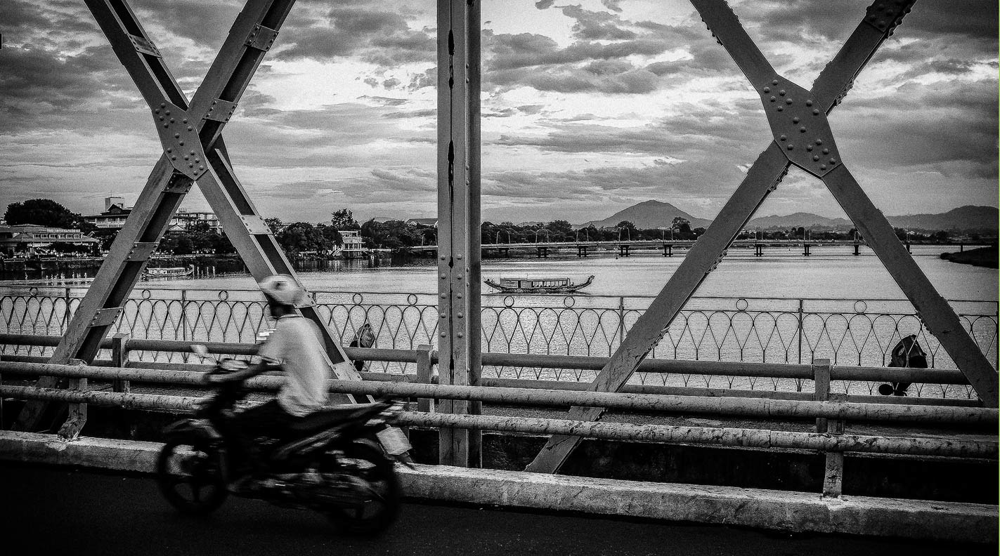 Voyage moto u Vietnam : conduire une moto