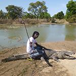 planet-ride-voyage-togo-moto-burkina-faso-crocodile-lac-sahell