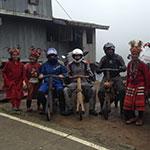 Tribue Ifugao, lors de votre voyage aux Philippines à moto avec Planet Ride et Philippe