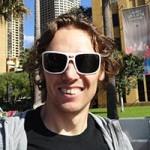 Fabrice - Australie - moto