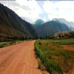 Planet Ride - Voyage au Kirghizistan en 4x4 - route Kizil Oy