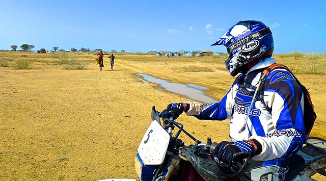 Planet Ride voyage moto enduro kenya