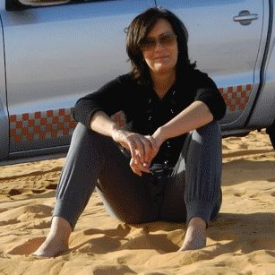 Angela - Italy, Tunisia - atv 4 wheeler, buggy, Motorcycle