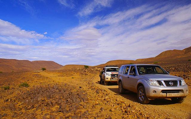 vehicule 4x4 maroc