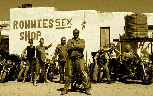 Voyage en Afrique du Sud à moto avec une agence de voyage locale