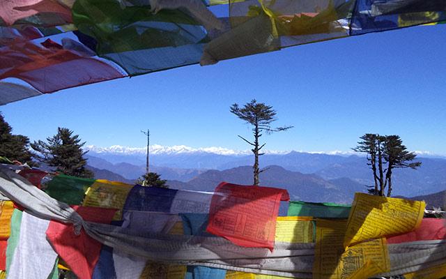 Voyage Bhoutan avec Planet Ride