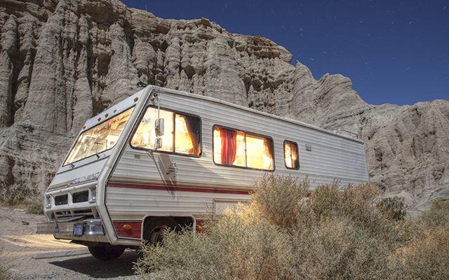 Voyage camping-car avec Planet Ride