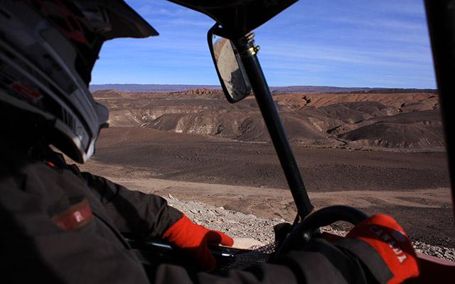 Paysages minéraux, lors de votre voyage au Chili et en Argentine avec Planet Ride et Jorge