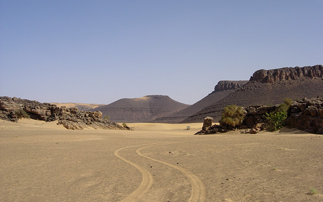 Voyage Mauritanie avec Planet Ride