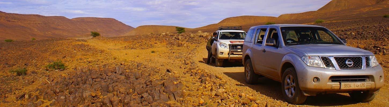 Excursion 4×4 Maroc