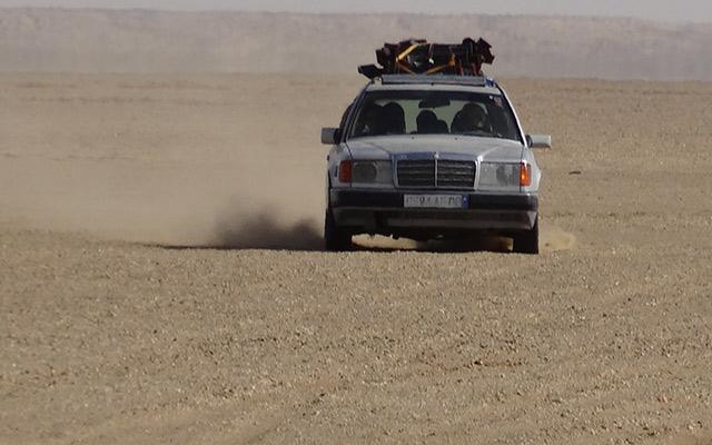 voyage 4x4 mauritanie