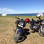 Mongolia motorcycle adventure
