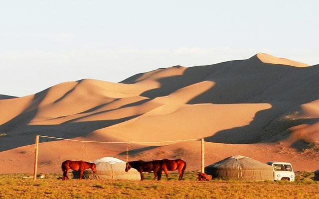 Voyage en Mongolie en 4x4 avec une agence de voyage locale