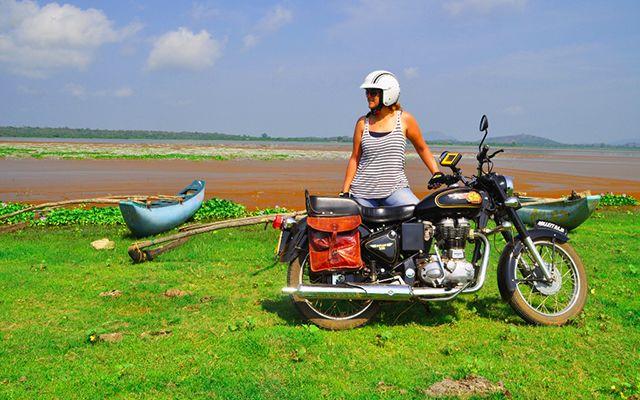 Pasikudan, lors de votre voyage au Sri Lanka à moto avec Planet Ride et Ophélie