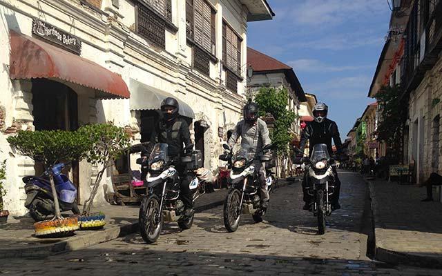 Votre voyage aux Philippines à moto avec Planet Ride et Philippe