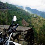 Rizières de Banaue, lors de votre voyage aux Philippines à moto avec Planet Ride et Philippe