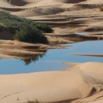 planet ride voyage quad tunisie lac oasis desert sahara