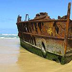 Fraser Island, lors deFraser Island, lors de votre voyage en Australie à moto avec Planet Ride votre votage en Australie à moto avec Planet Ride