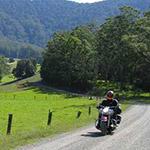 Sur la route, lors dSur la route, lors de votre voyage en Australie à moto avec Planet Ridee votre votage en Australie à moto avec Planet Ride
