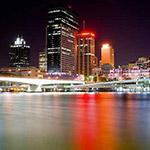 Brisbane, lors de votre voyage en Australie à moto avec Planet Ride