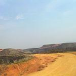 Voyage moto à Madagascar - pistes de collines
