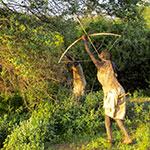 safari tanzanie Chasseurs Hadzabes