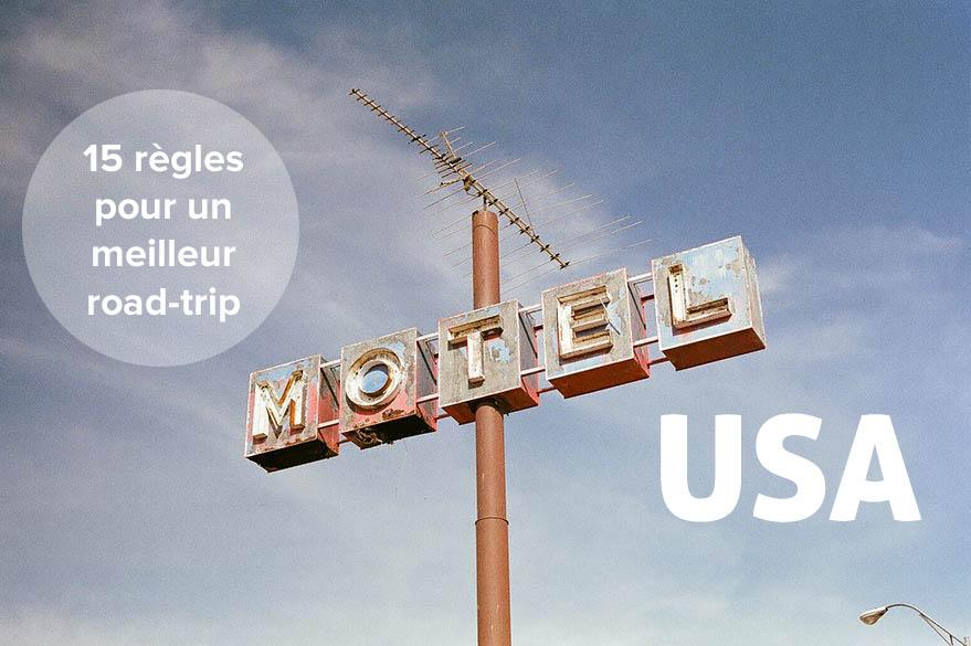 Road-trip aux USA avec Planet Ride : les 15 regles incontournables