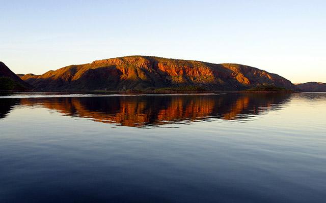 camping car australie Au Lac Argyle
