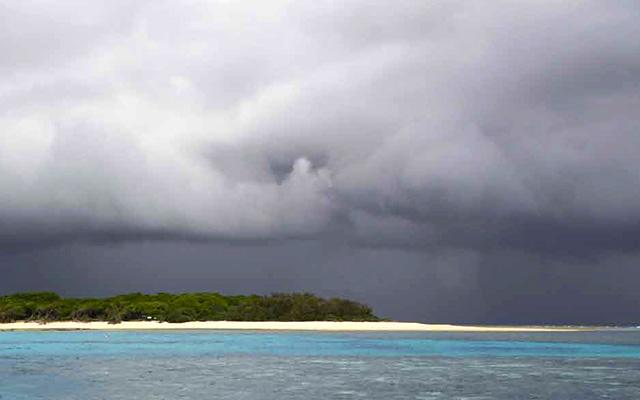 Île sur la côte est , lors de votre voyage en Australie à moto avec Planet Ride