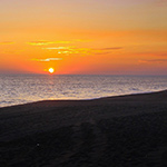planet-ride-voyage-guatemala-moto-plage-couche-soleil
