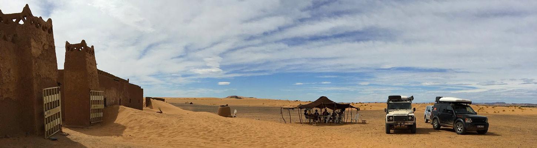 Raid 4×4 Maroc