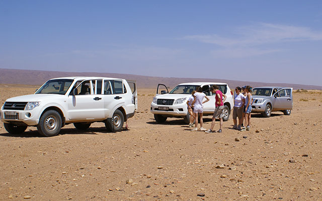 raid 4x4 maroc sur le circuit sud maroc