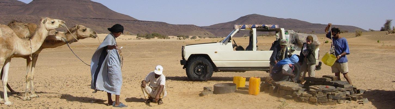 raid 4×4 mauritanie
