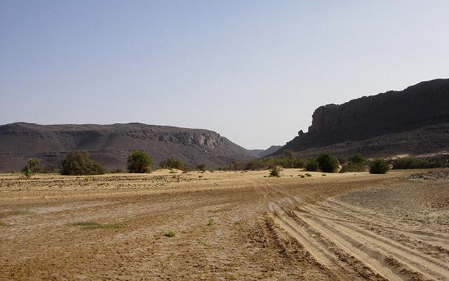 raid 4x4 mauritanie