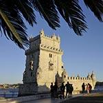 À Lisbonne, lors de votre voyage à moto au Portugal avec Planet Ride et João