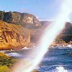 Punakaiki, lors de votre voyage en Nouvelle-Zélande en camping-car avec Planet Ride et Fabrice