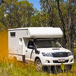circuit australie camping car