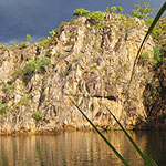 camping car australie a Katherine Gorge