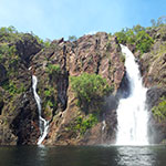 Cascades du Litchfield Park, voyage australie camping car