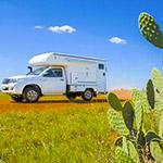 voyage camping car australie