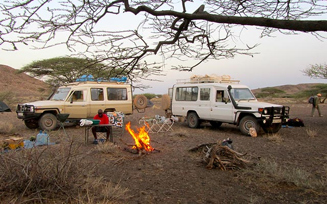 Planet Ride : Voyage 4×4 en Tanzanie