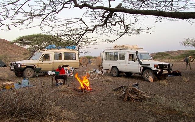 Voyage au Kenya en 4x4 avec une agence de voyage locale
