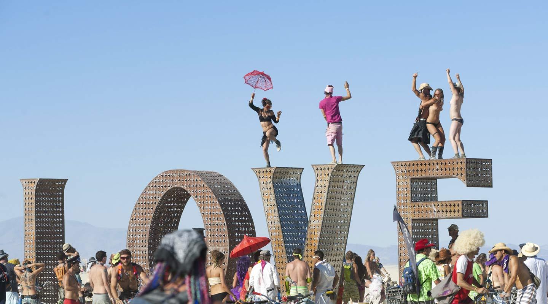 Au Burning Man Festival, récit de voyage