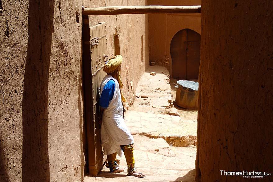 Le voyage de Thomas Hucteau au Maroc