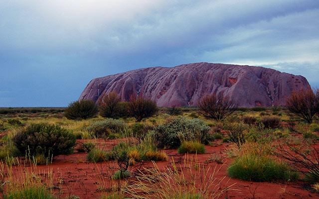 Uluru, Avec Planet Ride et Fabrice