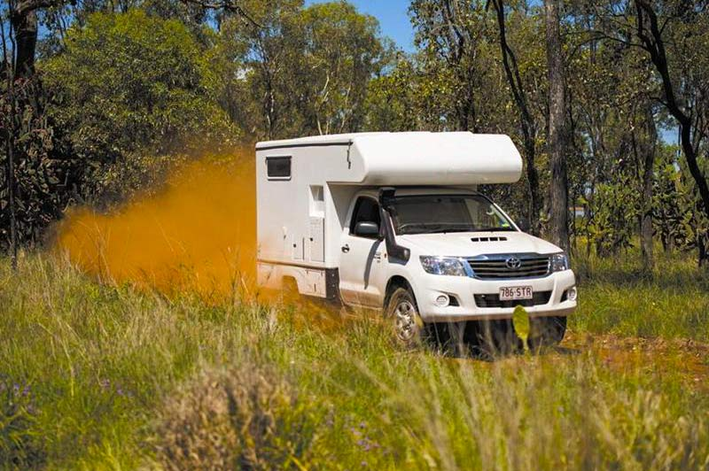 En camper-van en famille sur les pistes australiennes, avec Planet Ride et Fabrice
