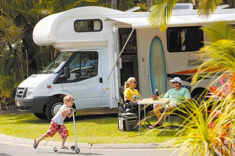 Voyage en Australie en camping-car avec des enfants en bas âge, avec Planet Ride et Fabrice