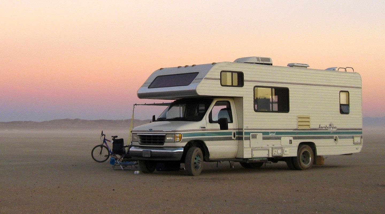Voyager en Océanie en camping-car en famille, avec Fabrice et Planet Ride
