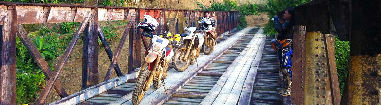 Votre voyage à moto au Laos avec Planet Ride et Charly