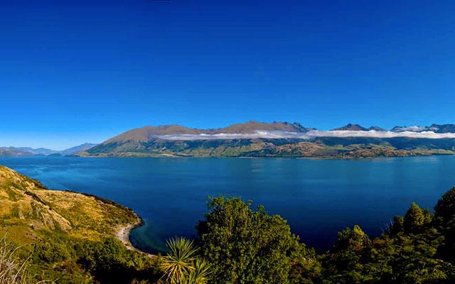 La côte ouest, lors de votre voyage en Nouvelle-Zélande en camping-car avec Planet Ride et Fabrice